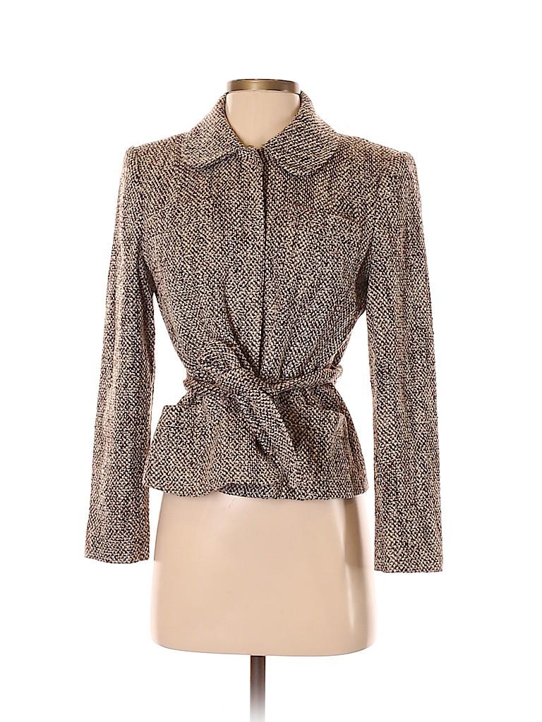 Anne Klein Women Blazer Size 4 (Petite)