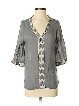 MONORENO 3/4 Sleeve Blouse Size XS