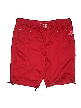 Zoey & Beth Shorts Size 3X (Plus)