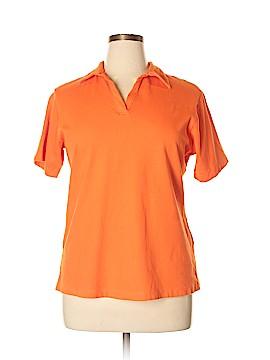 Carolina Colours Short Sleeve Polo Size 14 - 16