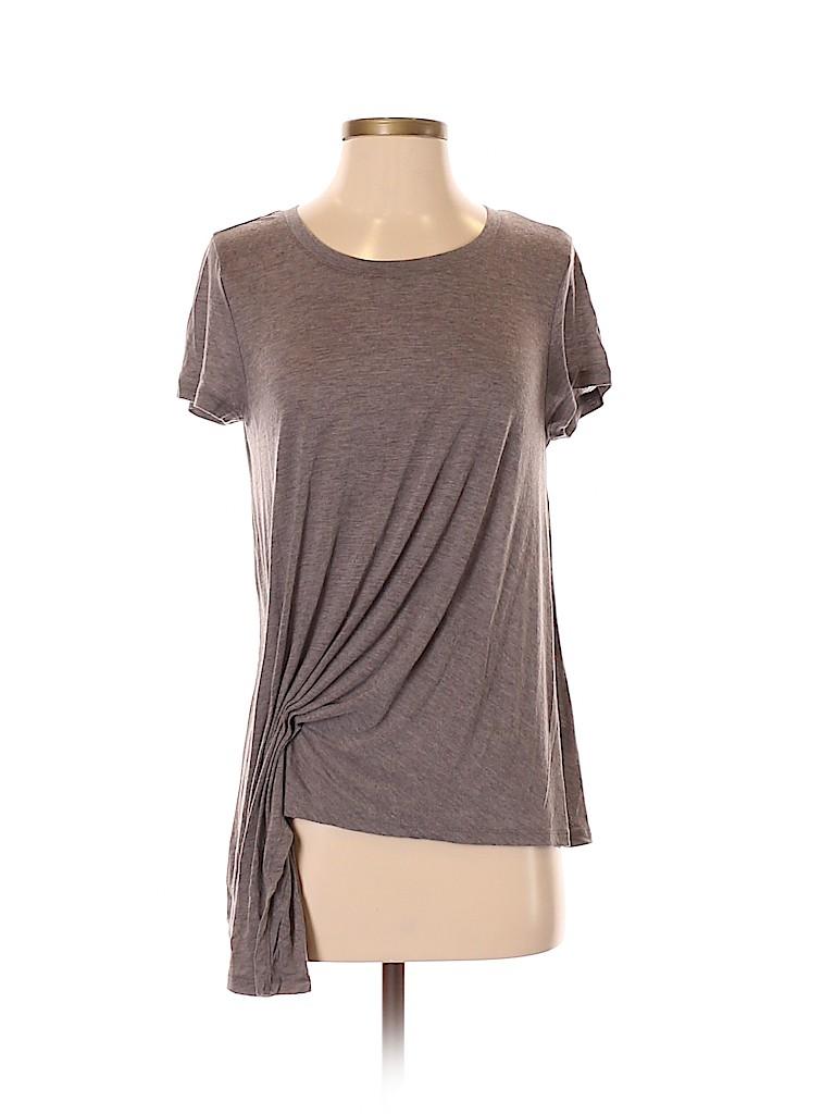 Treasure & Bond Women Short Sleeve T-Shirt Size XS