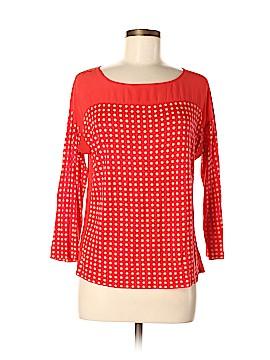 Hi-Line Long Sleeve Blouse Size M