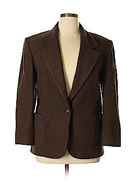 Lands' End Wool Blazer Size 12