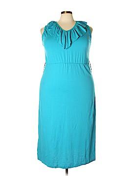 Erica Brooke Casual Dress Size 24 (Plus)