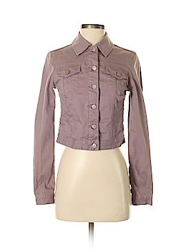 INC International Concepts Denim Jacket Size XS