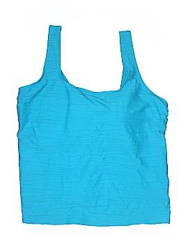 Lands' End Swimsuit Top Size 18w (Plus)