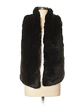 Tart Collections Faux Fur Vest Size L