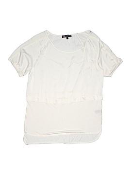 Forenza Short Sleeve Blouse Size M