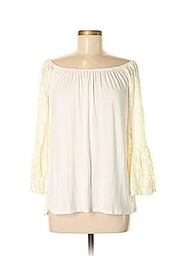 VAVA by Joy Han 3/4 Sleeve Top Size M