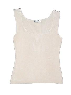 Georgiou Silk Pullover Sweater Size L