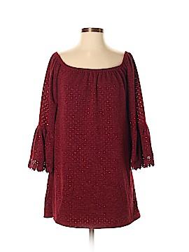 VAVA by Joy Han 3/4 Sleeve Top Size S