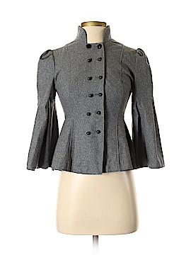 Diane von Furstenberg Wool Blazer Size 2