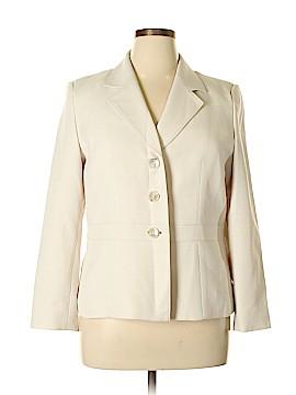 Le Suit Blazer Size 16 (Petite)