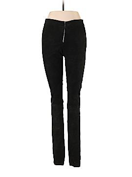 Alice + olivia Leather Pants Size 2