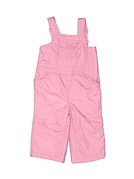 Baby Gap Snow Pants With Bib Size 12-18 mo