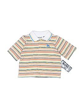 Boyz Wear By Nannette Short Sleeve Polo Size 6-9 mo