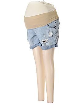 Wendy Bellissimo Denim Shorts Size S (Maternity)