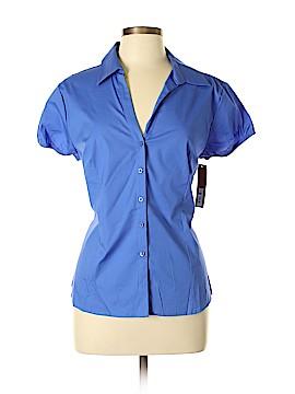 Merona Short Sleeve Button-Down Shirt Size XL