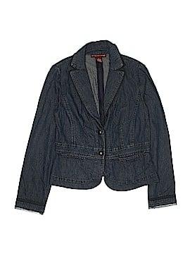 Jones Wear Jeans Denim Jacket Size 4