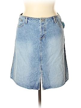 No Boundaries Denim Skirt Size 16