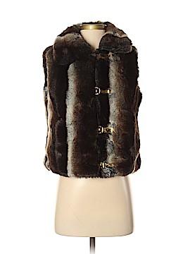 Baby Phat Faux Fur Vest Size S