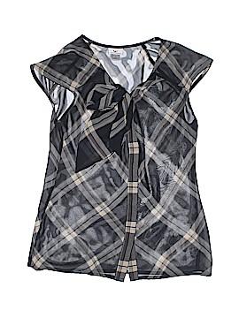 Worthington Short Sleeve Blouse Size XS