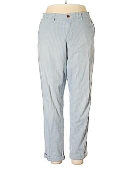 Gap Khakis Size 16 (Tall)