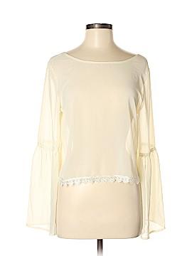 Entro Long Sleeve Blouse Size M
