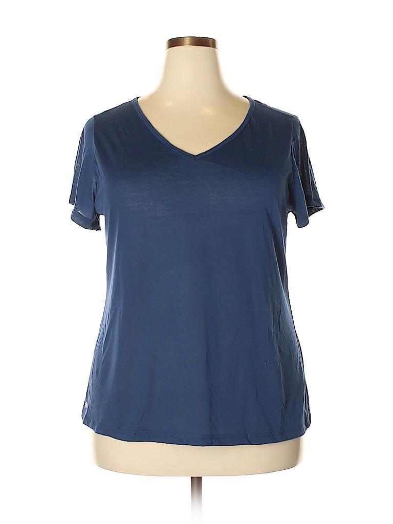 Ideology Women Active T-Shirt Size 3X (Plus)