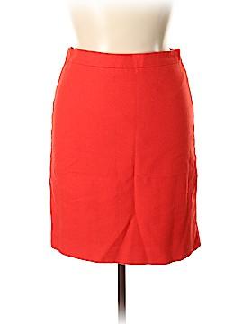 J. Crew Factory Store Wool Skirt Size 14