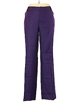 Coldwater Creek Linen Pants Size 14