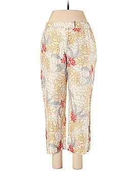August Silk Silk Pants Size L