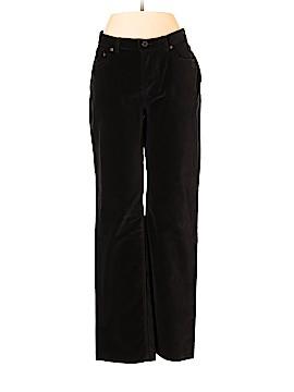 L.L.Bean Velour Pants Size 6