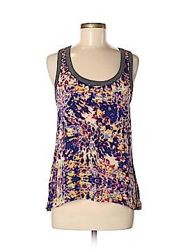 Bordeaux Sleeveless T-Shirt Size M