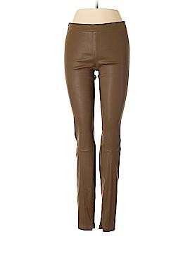 Vince. Leather Pants Size S