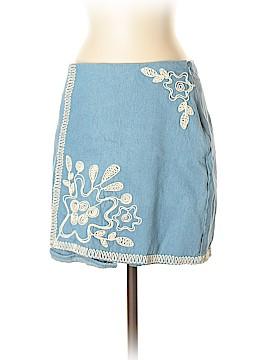 Moon River Denim Skirt Size XS