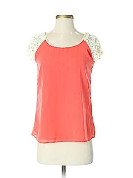 Annabella Short Sleeve Top Size S
