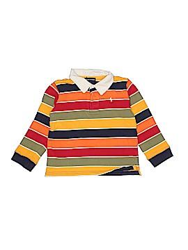 Ralph Lauren Long Sleeve Polo Size 5