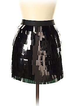 DKNY Silk Skirt Size L