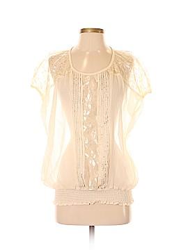 BKE Short Sleeve Blouse Size S