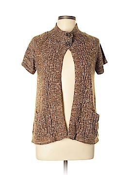 DressBarn Silk Cardigan Size L (Petite)