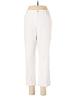 Ralph Lauren Khakis Size 12 (Petite)