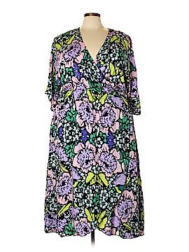 Melissa McCarthy Seven7 Casual Dress Size 3X (Plus)