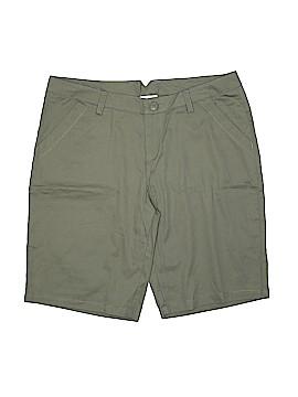 Columbia Khaki Shorts Size 12