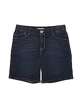 Wit & Wisdom Denim Shorts Size 12