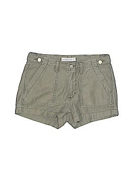 Abercrombie & Fitch Khaki Shorts 24 Waist