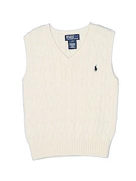 Polo by Ralph Lauren Sweater Vest Size 4T