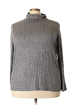 Ava & Viv Long Sleeve Top Size 3X (Plus)
