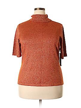 Kate Hill Turtleneck Sweater Size 1X (Plus)