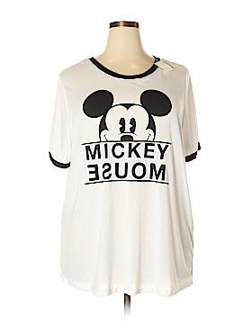 Disney Short Sleeve T-Shirt Size 2X (Plus)